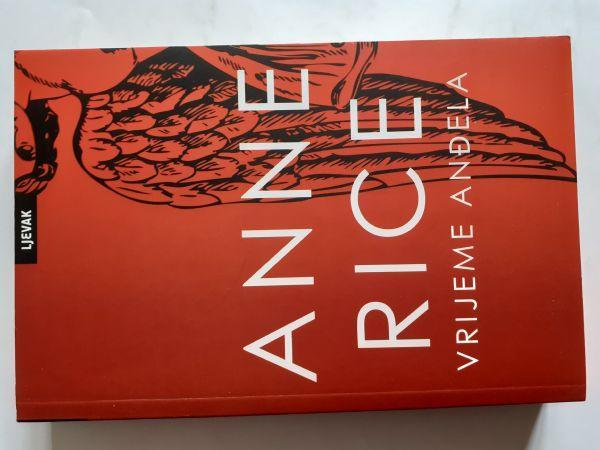 *Anne Rice:Vrijeme anđela